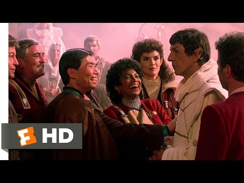Star Trek 3: The Search for Spock (8/8) Movie CLIP - Jim...Your Name is Jim (1984) HD