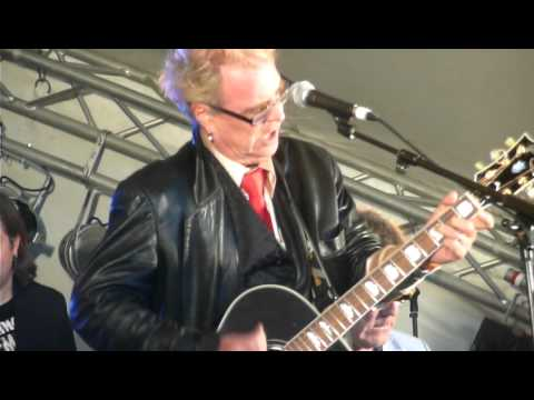 August 28, 2011: Terry Reid&BJ Cole @ Rhythm Festival, Old Warden Park