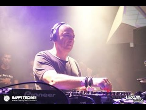 Stefano Noferini @ Happy Techno / Lexlay & Friends - City Hall (Barcelona / Spain) -22.09.2015