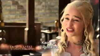 Game of Thrones 5. sezon - Kamera arkası(behind the scenes) - Türkçe altyazı