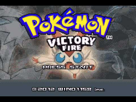 Pokemon Victory Fire (v1.91) - Pokemon Victory Fire - Vizzed.com Play - User video