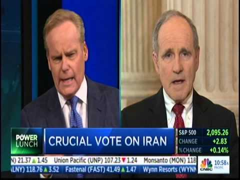 Risch Discusses Oversight of Iran Deal on CNBC