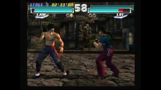 Tekken Tag Tournament (Playstation 2) Game Play