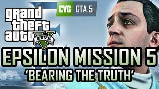 GTA 5 Epsilon Mission 5 - Bearing the Truth