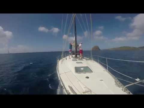Barefoot Offshore Sailing School BOSS 2015
