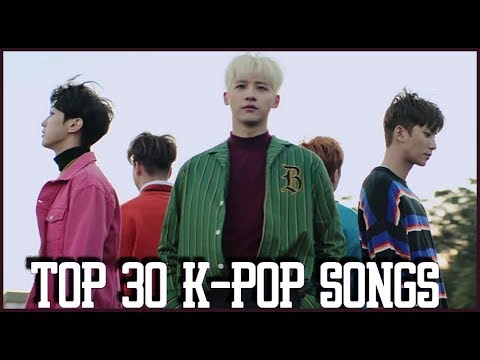 [Personal Chart] Top 30 K-Pop Songs [October 2017 - Week 1]