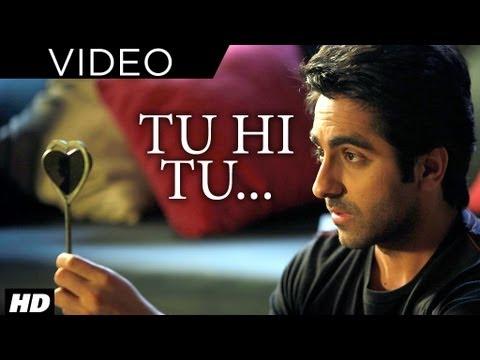 Tu Hi Tu Nautanki Saala Video Song ★ Ayushmann Khurrana, Pooja Salvi