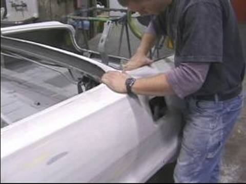 How to Sand a Car Before Painting