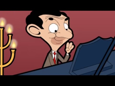 Mr Bean the Animated Series - Keyboard Capers