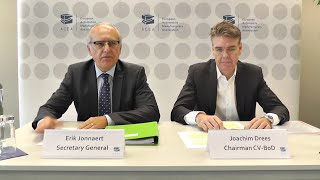 EU's first truck CO2 standards: industry urges national governments to adopt viable approach