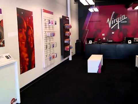 Virgin Mobile Flagship Retail Store