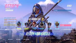 Overwatch with Ash03_04