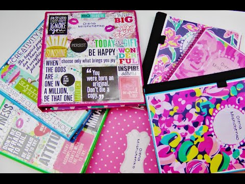 ��quick amp affordable diy back to school supplies�� youtube