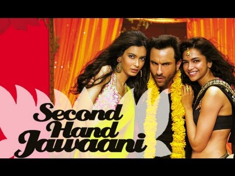 Second Hand Jawaani - Full Song With Lyrics - Cocktail