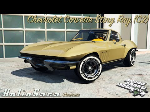 Chevrolet Corvette Sting Ray (C2) [replace]