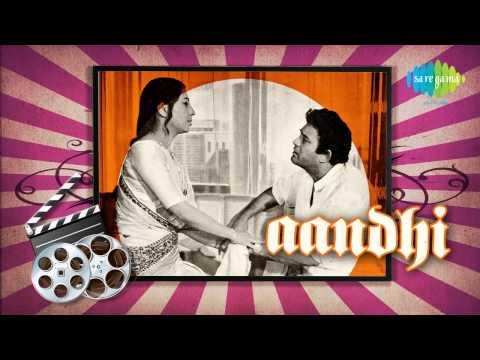 Tere Bina Zindagi Se (Revival -1) - Aandhi  1975 - Kishore Kumar...