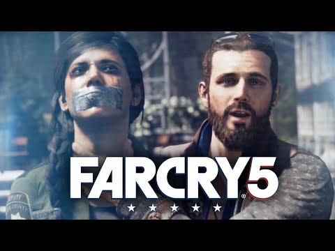 Far Cry 5 - ИГРАЕМ И ПРОХОДИМ НА ПК! КРАСОТИЩА! #2