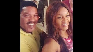 "Omotola Jalade's Husband Reacts to Her Having ""Real Sex"" In- Alter Ego"