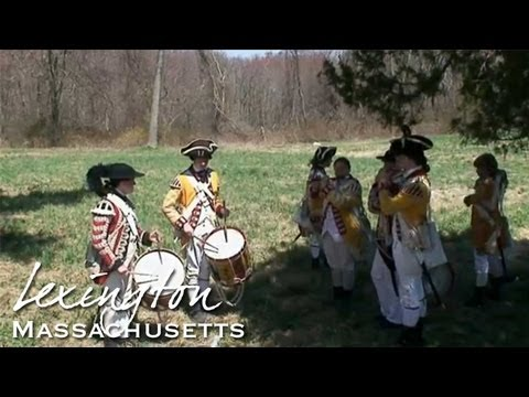 Lexington, Massachusetts Community Tour