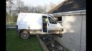 Ultimate Van Crash Fail Compilation 2018!
