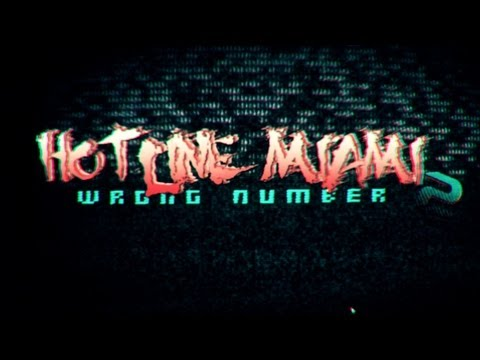 Hotline Miami 2: Wrong Number - Teaser Trailer video