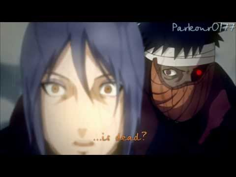 Konan vs Madara (Obito) (Tobi) Shippuden Naruto AMV - (ep. 252-253) 2012 HD NEW