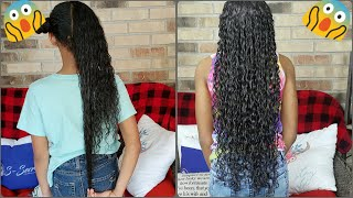 Grow your Natural Hair Pass Hip Length | DIY EXTREME hair growth Deep Conditioning Butter