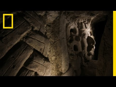 National Geographic Live! - Bill Saturno: Adding Time to the Maya Clock