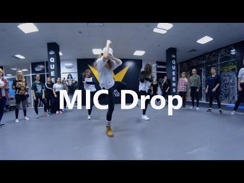 BTS - 'MIC Drop' workshop by J.Yana / dance cover by CBN (시비앤)