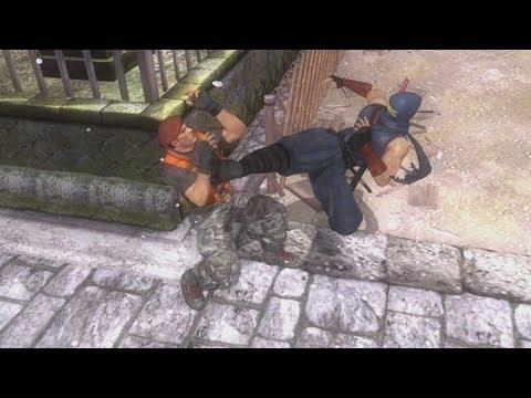 Os Farram ( Hayabusa ) Vs Futanari ( Bayman ) Dead Or Alive 5 Hd 720p video