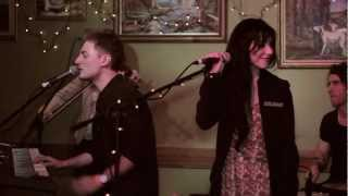 New Empire - Ghosts [Unplugged Live] Feat. Lisa Origliasso