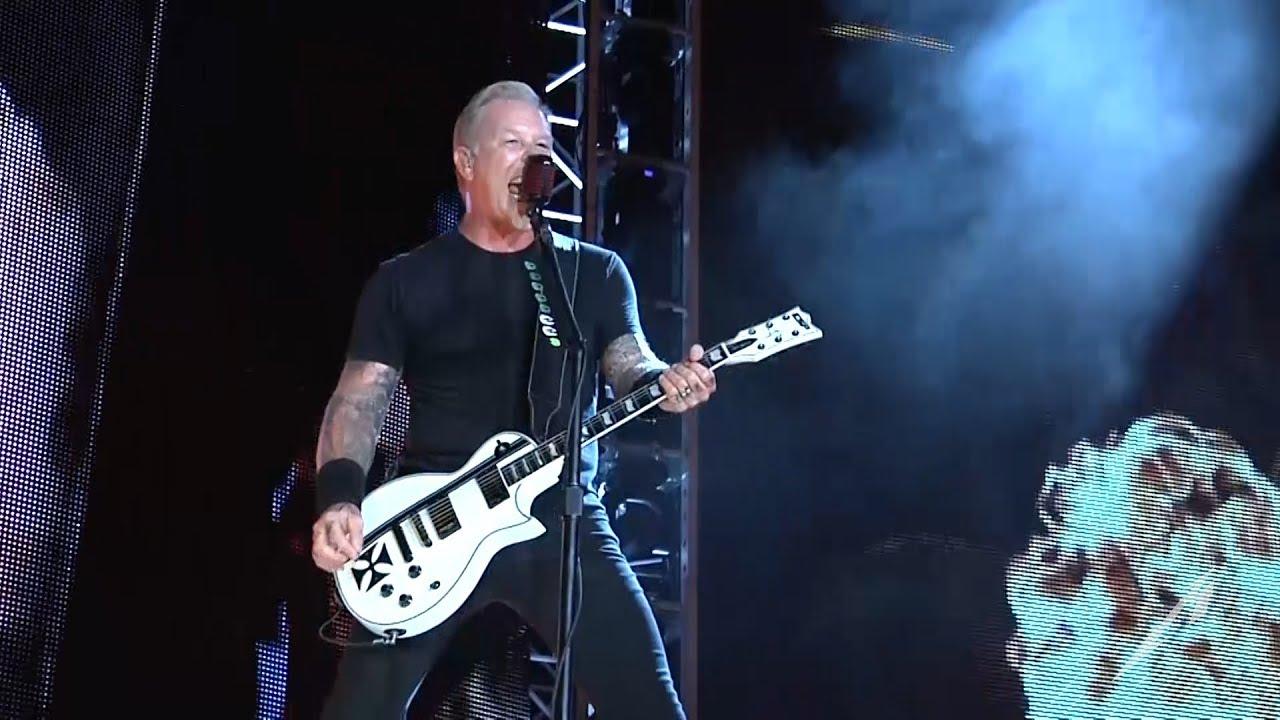 Metallica: Fuel (MetOnTour - Pasadena, CA - 2017)