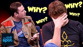THAT ONE WHERE SOMEONE ALMOST DIED ON IT - On The Spot #102