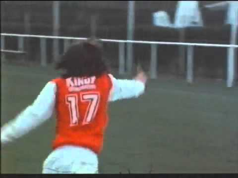 Malcolm Young (AC/DC) plays Soccer