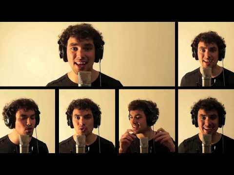 Daft Punk ft. Pharrell - Get Lucky - A Cappella Cover - JB Craipeau