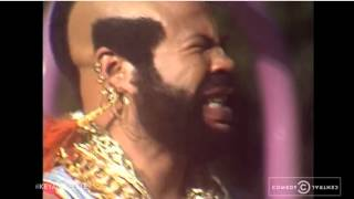 Mr.T Key and Peele