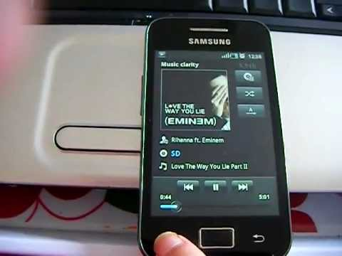 How to set personal ringtones on Samsung Galaxy Ace