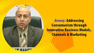 Amway   Addressing Consumerism through