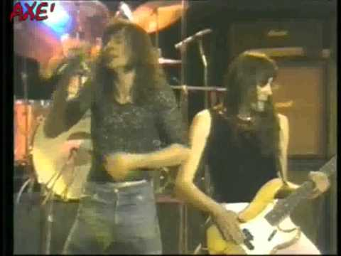 Ufo - Give Her The Gun (with lyrics)