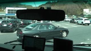 【車載カメラ】キャンピングカーの旅②