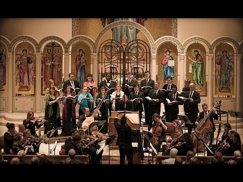 Bach Collegium San Diego | G.F. Handel: Messiah 2014 (All they that see him & He trusted in God)