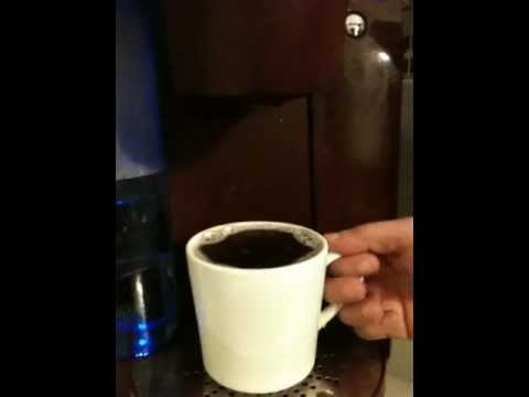 Method for a Stronger Brew with the Refillable Cup for a Keurig