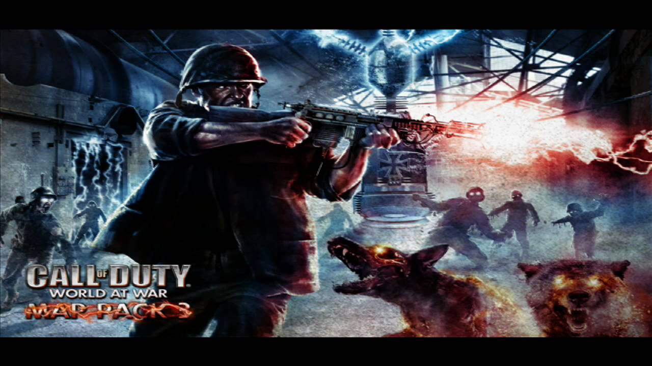 Der Riese Zombie Factory Cod Waw Map Pack 3 First Look