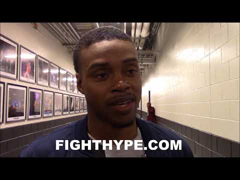 """I ROCK WITH KAEPERNICK"" - ERROL SPENCE JR. OPENS UP ON NFL ANTHEM PROTEST"
