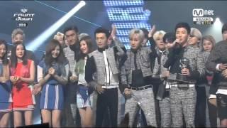140911 Super Junior ????? - MAMACITA 2nd WIN