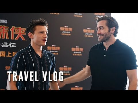 download song SPIDER-MAN: FAR FROM HOME Travel Vlog - China free