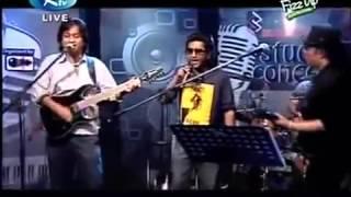 "LRB (AB) Cover SOULS (Partha) Popular Song ""Brishty Dekhe Onek Kedechi"" ✿ হাজার বর্ষারাত at RTV Live"