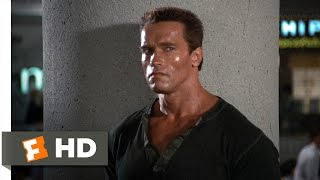 Commando (2/5) Movie CLIP - Mall Brawl (1985) HD