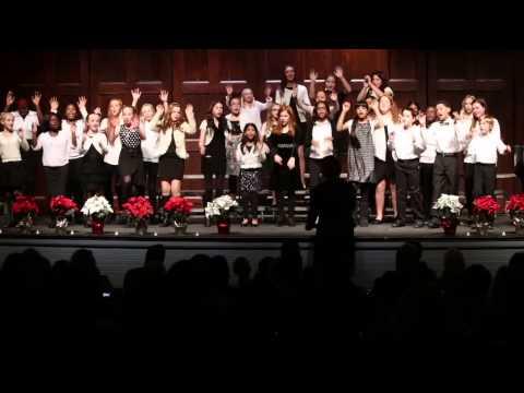 Siyahamba - 5th Grade Choir - Moorestown Friends School