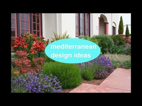 37 Mediterranean Landscape Design Ideas On A Budget #2